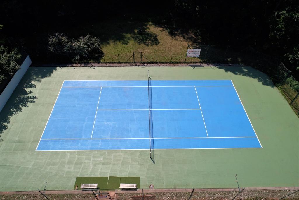 Unser Hardcourt ist fertig!